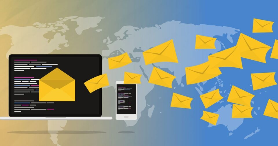 Send email from localhost online server using php