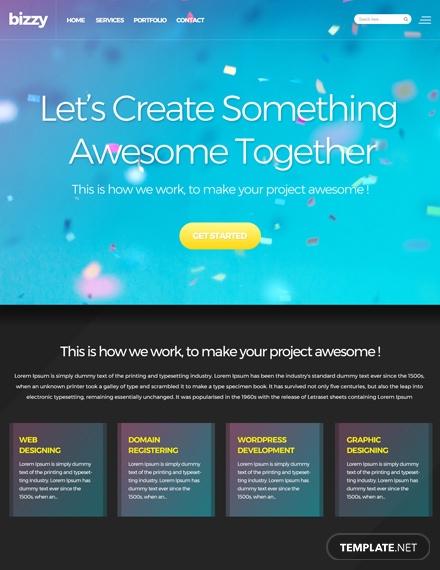 Web-Development-Website-Template