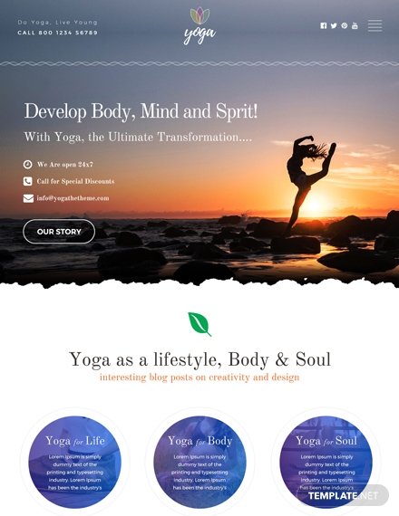 Yoga-Instructor-HTML5-CSS3-Website-Template